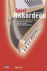 COVER Peter M. Haas Spiel Akkordeon