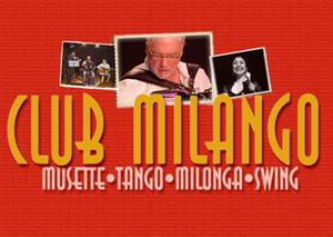 CLUB MILANGO spielt Tango, Musette, Milonga und Jazz Manouche