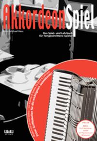 COVER Peter M. Haas Akkordeon Spiel