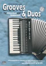 Titelbild Peter M. Haas: Grooves und Duos