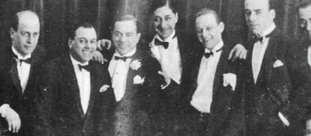 Der Tango-Musiker F. Canaro