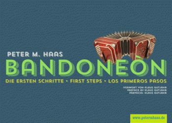 """Titelbild """"Bandoneon"""" von Peter M. Haas"""