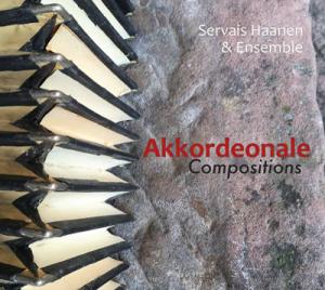CD Cover Servais Haanen