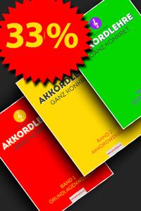 Angebot-3-Bände-Akkordlehre von Peter M. Haas