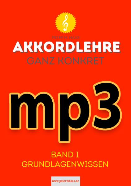 mp3-Dateien zur Akkordlehre