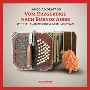 """CD Cover """"Vom Erzgebirge nach Buenos Aires"""""""
