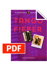 Titel Tango Fieber pdf von Peter M Haas