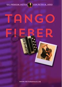 Titel Tango Fieber von Peter M. Haas
