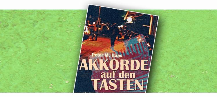 Titelbild Akkorde auf den tasten von Peter M. Haas