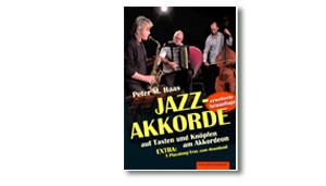 Jazzakkorde fuer Akkordeon von Peter M. Haas