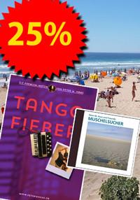 Illustration Sparbündel Tango Buch plus CD Muschelsucher