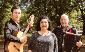 Das Tango Trio Figueroa/Corona/Haas