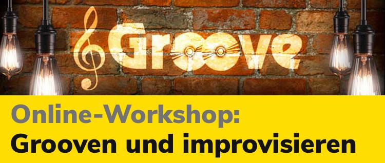 Titelbild zum Groove Workshop von Peter M. Haas